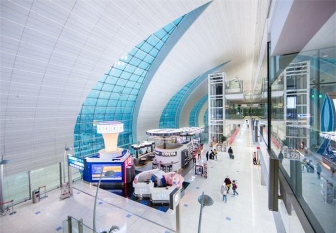 Chiêm ngưỡng 14 sân bay đẹp nhất thế giới - ảnh 10
