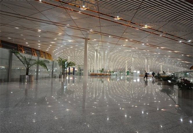 Chiêm ngưỡng 14 sân bay đẹp nhất thế giới - ảnh 11