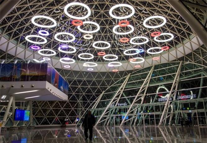 Chiêm ngưỡng 14 sân bay đẹp nhất thế giới - ảnh 12