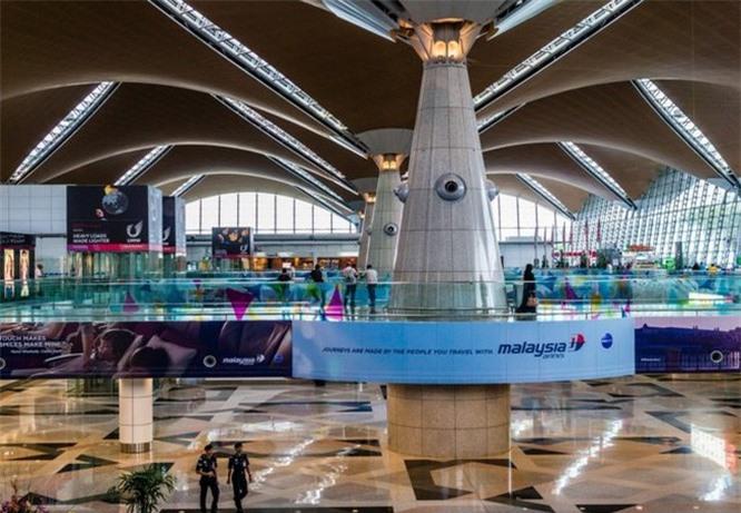 Chiêm ngưỡng 14 sân bay đẹp nhất thế giới - ảnh 4