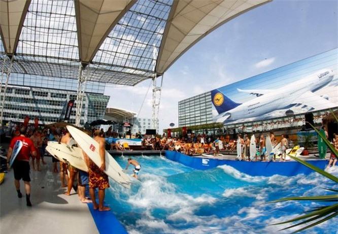 Chiêm ngưỡng 14 sân bay đẹp nhất thế giới - ảnh 5