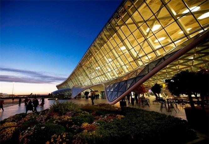 Chiêm ngưỡng 14 sân bay đẹp nhất thế giới - ảnh 6