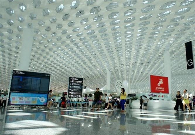 Chiêm ngưỡng 14 sân bay đẹp nhất thế giới - ảnh 7
