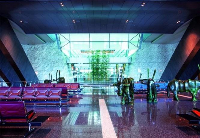 Chiêm ngưỡng 14 sân bay đẹp nhất thế giới - ảnh 9