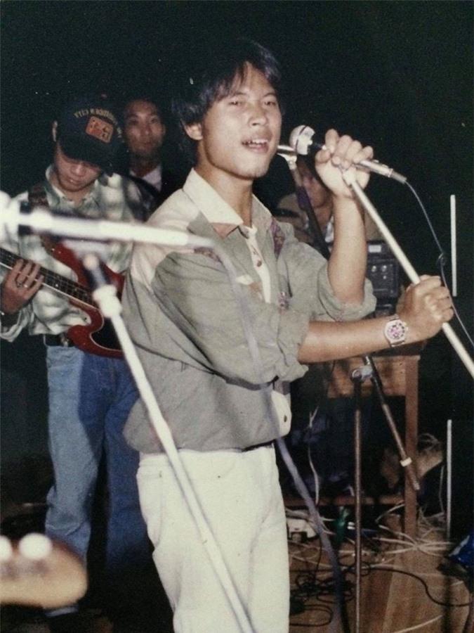Hình ảnh MC Long Vũ trước khi từ nhiệm ở VTVCab