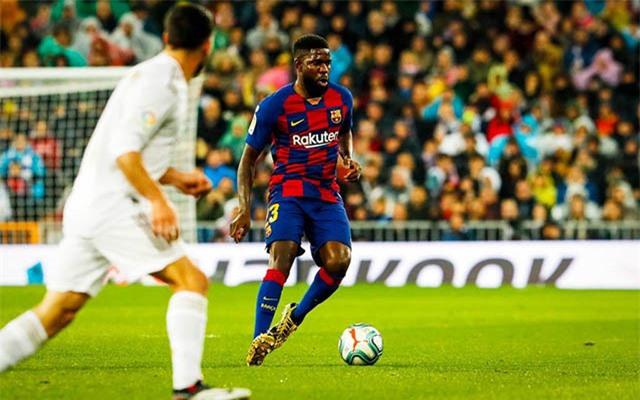 Umtiti bây giờ không còn phù hợp với Barca