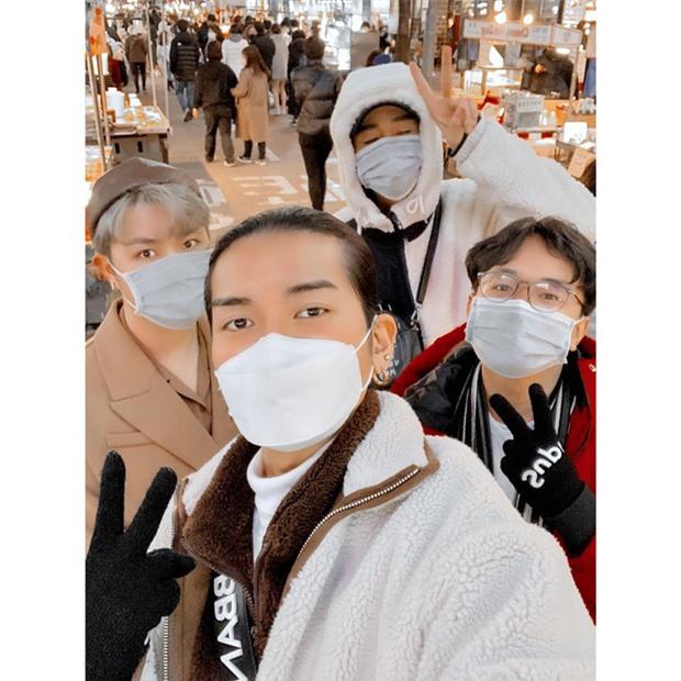 Sau Châu Bùi, Lynk Lee là nghệ sĩ tiếp theo phải cách ly khi trở về từ Hàn Quốc? - Ảnh 4.