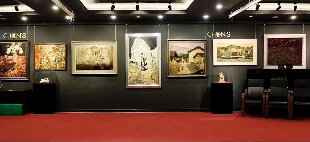 """Triển lãm """"Tháng trưng bày sơn mài Việt Nam"""" sẽ khai mạc sáng 8/3, triển lãm đến hết ngày 28/3/2020 tại Nhà Đấu giá Nghệ thuật Chọn."""