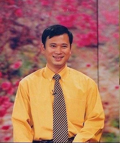 Hình ảnh Long Vũ trong chương trình Chiếc nón kỳ diệu là dấu ấn đáng nhớ nghề MC của Long Vũ trước khi chuyển sang công tác quản lý.