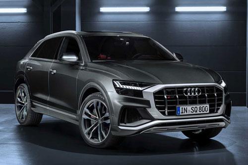 Audi SQ8 2020.