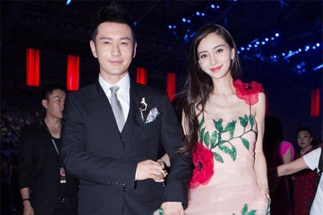 Giữa tin đồn ly hôn, Angelababy tiết lộ lý do kết hôn với Huỳnh Hiểu Minh - 1