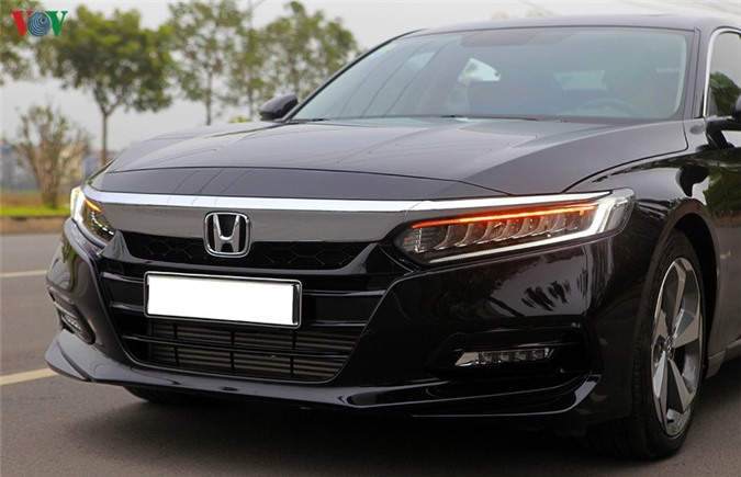 honda accord 2020: mau sedan sang trong danh cho moi do tuoi hinh 2