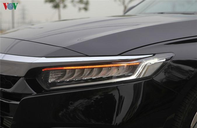 honda accord 2020: mau sedan sang trong danh cho moi do tuoi hinh 3
