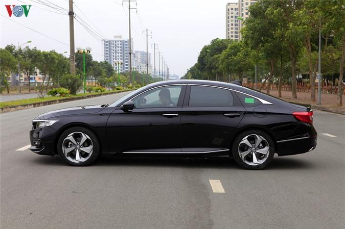 honda accord 2020: mau sedan sang trong danh cho moi do tuoi hinh 4