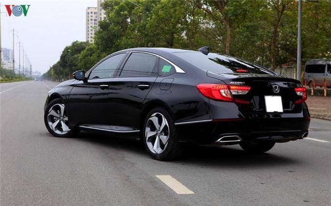 honda accord 2020: mau sedan sang trong danh cho moi do tuoi hinh 5