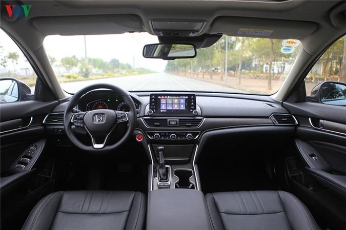 honda accord 2020: mau sedan sang trong danh cho moi do tuoi hinh 7