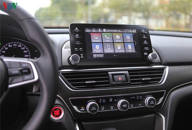honda accord 2020: mau sedan sang trong danh cho moi do tuoi hinh 8