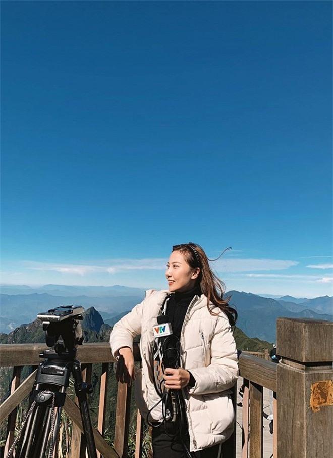 Nhan sắc đời thường xinh đẹp, gợi cảm của nữ MC Thời tiết lâu năm - Quỳnh Hoa 6