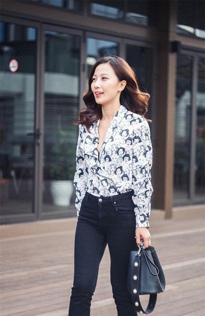 Nhan sắc đời thường xinh đẹp, gợi cảm của nữ MC Thời tiết lâu năm - Quỳnh Hoa 3