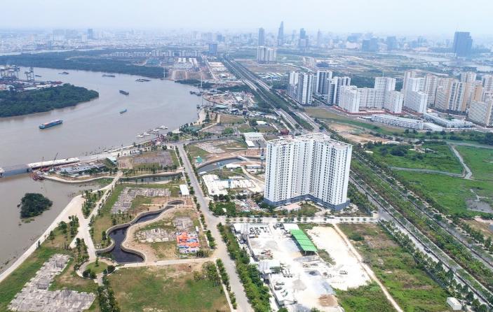 Dự án Khu dân cư 30.2 ha thuộc phường Bình Khánh, quận 2 (The Water Bay)