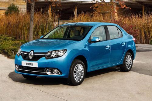 10. Renault Logan (doanh số: 2.657 chiếc).