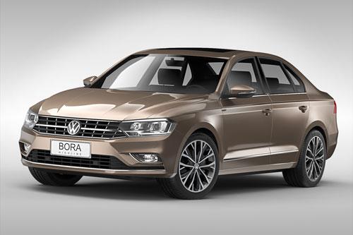 4. Volkswagen Bora (doanh số: 29.907 chiếc).