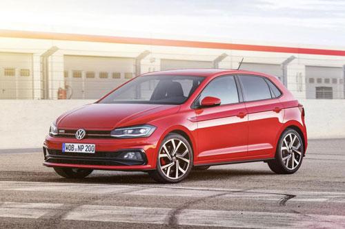 6. Volkswagen Polo (doanh số: 3.966 chiếc).