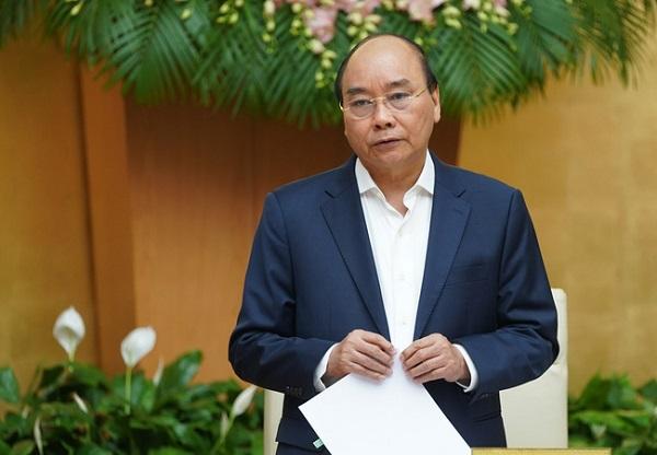 Prime Minister Nguyen Xuan Phuc. Photo: VGP