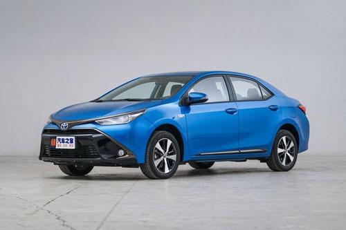 9. Toyota Levin (doanh số: 24.401 chiếc).