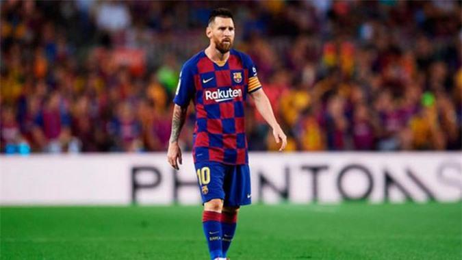 Leo Messi bị chỉ trích vì đi bộ ngày càng nhiều