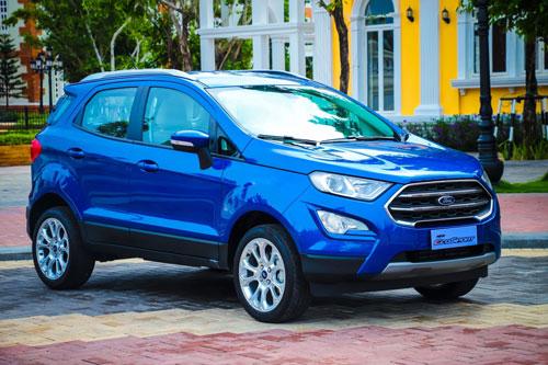 Ford Ecosport. AnhrL Ford Đăk Lăk.