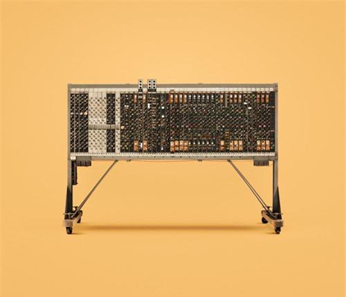 Hình ảnh 10 chiếc máy tính cổ xưa chưa từng công bố - 2