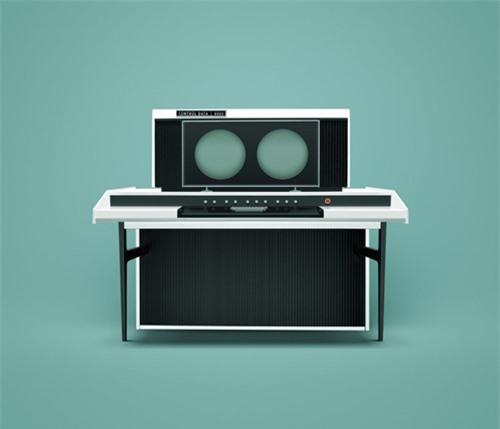 Hình ảnh 10 chiếc máy tính cổ xưa chưa từng công bố - 6