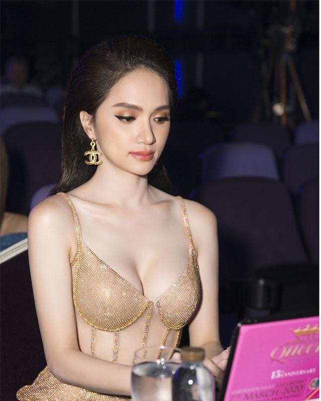 Hương Giang nói gì khi Hoài Sa dừng Top 12 Hoa hậu Chuyển giới Quốc tế? - 4
