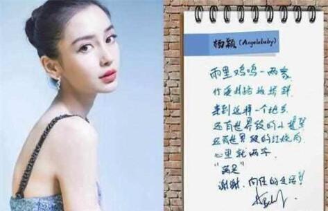 'Soi' chữ viết tay của sao Hoa ngữ: Dương Mịch được khen ngợi hết lời, Phạm Băng Băng bị chê cẩu thả - Ảnh 6