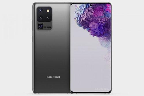 Samsung Galaxy S20 Ultra (từ 29,99 triệu đồng xuống còn 27,99 triệu đồng).