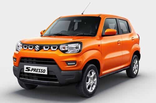 10. Maruti Suzuki S-Presso (doanh số: 9.578 chiếc).
