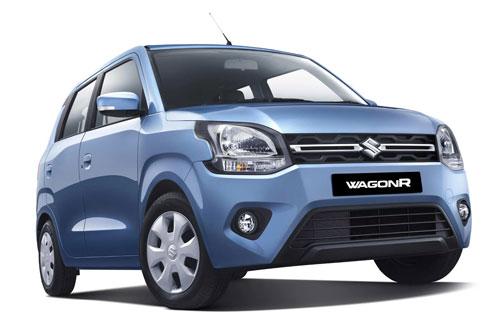2. Maruti Suzuki Wagon R (doanh số: 18.235 chiếc).