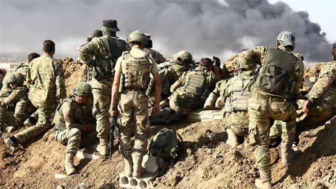 4 lần xuất quân ở miền bắc Syria của QĐ Thổ: Càng đánh càng lộ các yếu điểm chí mạng? - Ảnh 1.