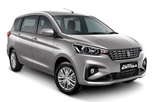 6. Maruti Suzuki Ertiga (doanh số: 11.782 chiếc).