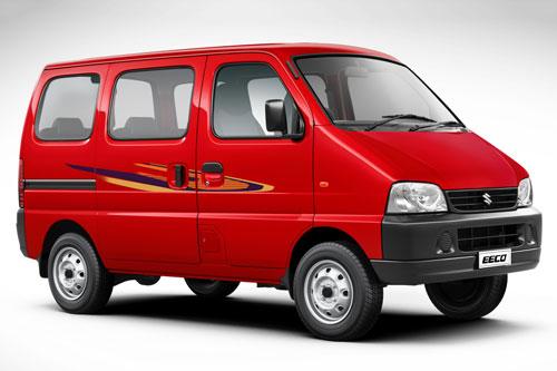 7. Maruti Suzuki Eeco (doanh số: 11.227 chiếc).