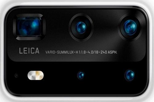 Thông số camera của Huawei P40 Pro