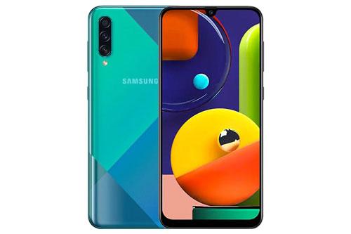 Samsung Galaxy A50s (6,99 triệu đồng xuống 6,29 triệu đồng).