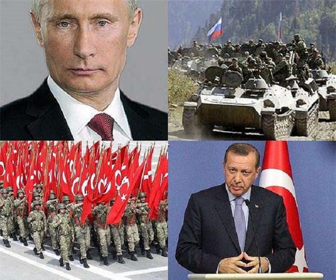 Chiến lược gia bậc thầy Putin đã hạ gục Thổ Nhĩ Kỳ ở Syria, giành chiến thắng về cho Nga - Ảnh 1.
