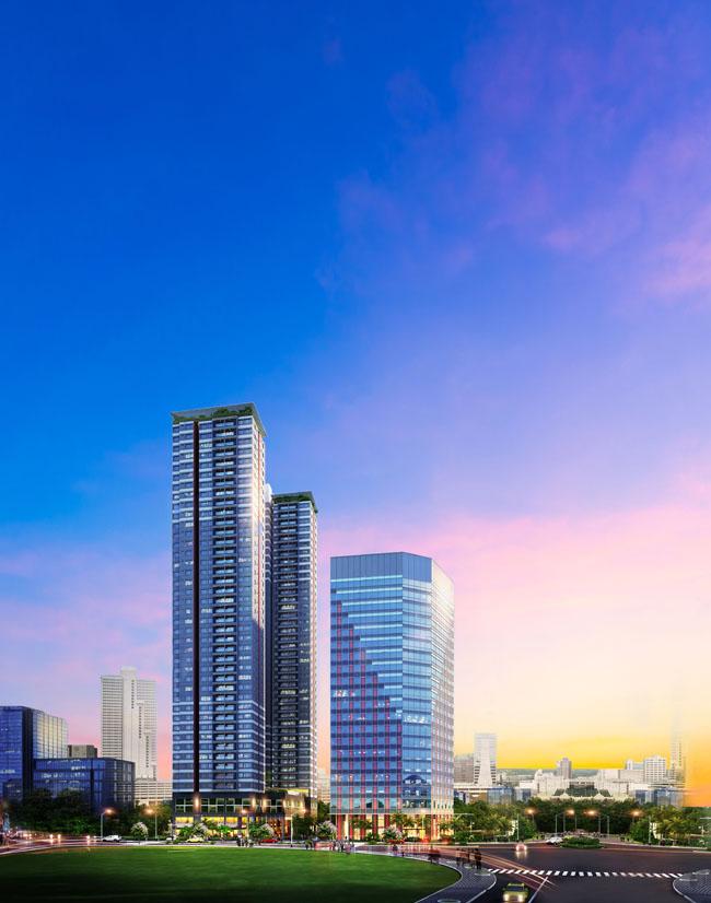 Dự án Grand Center của Hưng Thịnh ở TP Quy Nhơn, tỉnh Bình Định đang có một lượng lớn nhà đầu tư quan tâm xuống tiền