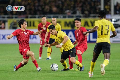 Trận đấu giữa Malaysia với Việt Nam hoãn do dịch Covid-19.