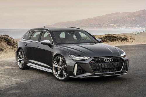 Audi RS6 Avant 2021.