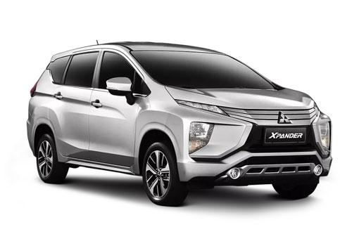 4. Mitsubishi Xpander (doanh số: 1.021 chiếc).