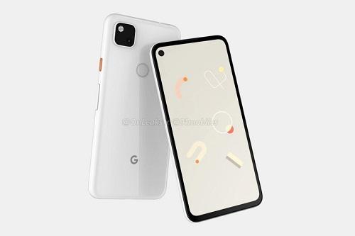 Smartphone tầm trung Google Pixel 4a