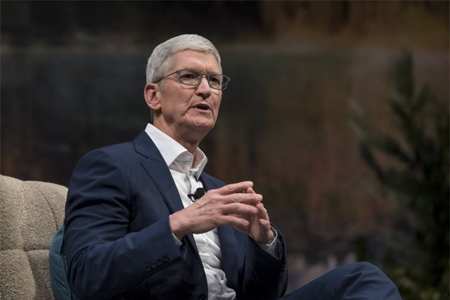 Apple cho nhân viên trên toàn cầu làm việc ở nhà - Ảnh 1.